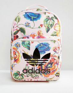 adidas Originals X Farm Floralita Classic Backpack