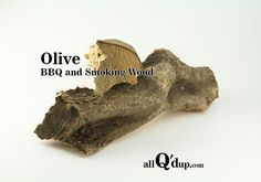 Olive wood has a unique flavor, somewhat reminiscent to mesquite only milder. Appropriate for both grilling and smoking. Type of foods that go well with olive wood: Beef – thick steaks, … Smoking Wood, Smoking Meat, Bbq Wood, Smoke Grill, Olive Fruit, Stoves, Outdoor Cooking, Grills, Recipes