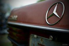 Mercedes Benz 123 / 240D Mercedes Benz Logo, Cars, Photography, Photograph, Autos, Fotografie, Car, Photoshoot, Automobile
