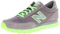 best - New Balance Women's WL501 Sole Pack Fashion Sneaker,Grey/Green,11 B US New Balance,http://www.amazon.com/dp/B00CA9PL44/ref=cm_sw_r_pi_dp_j.PGtb1TRX9CPMBT