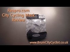 REVIEW: The Respro® City™ Mask | Respro® Bulletin Board