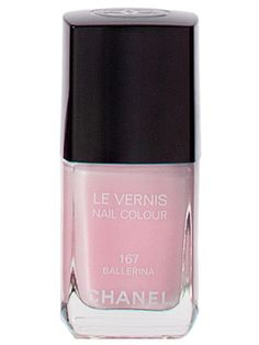 While I don't have this color, this is the color of my nails!  Yay!  I'm in Style! :) Chanel Ballerina - InStyle Best Beauty Buys 2012 Winner