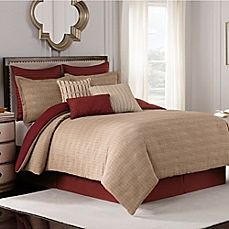 image of Bridge Street Loom Reversible Comforter Set