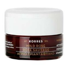 Korres' Wild Rose + Vitamin C Advanced Brightening Sleeping Facial is an unique brightening night cream that erases wrinkles, brightens skin for an even tone, and moisturizes for a soft, touchable feel. Wild rose oil replenishes moisture to plump up and smooth out skin for a wrinkle-reducing effect. Vitamin C works to minimize discolorations and even out your skin tone by reducing the appearance of dark age spots.  Korres calls itself the Modern Greek Apothecary because the family-based…