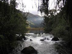 El Parque Nacional del Cajas Azuay. Facebook