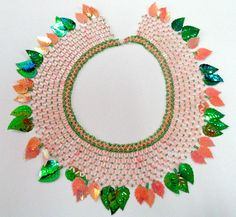 Free pattern for necklace August