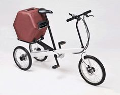 Find out the 10 best designers in Austria! Tricycle, Velo Design, Design Industrial, Drift Trike, Folding Bicycle, Motorized Bicycle, Unique Lamps, Cars And Motorcycles, Austria