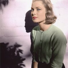 Grace Patricia Kelly. Portrait for LIFE.