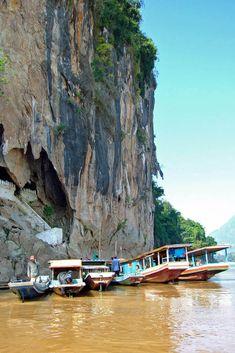 Mekong-Bootstour von Huay Xay nach Luang Prabang Luang Prabang, Vietnam, Thailand, Life, Rainy Season, Cambodia, Bon Voyage, Honeymoon Cruise