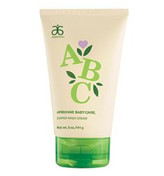 ABC Arbonne Baby Care® Diaper Rash Cream – NEW FORMULA! from Arbonne