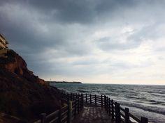 Stormy Spain