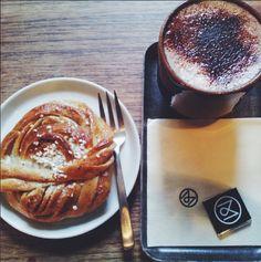 The Monocle Café 18 Chiltern St, London W1U 7QA, United Kingdom http://cafe.monocle.com/