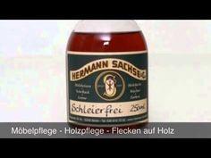 Möbelpflege Holzpflege | Möbelpflege Manufaktur Berlin - YouTube