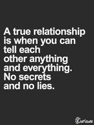 Image result for quotes about truth and lies in relationships