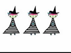 Which Witch is Which? - Very Cute and Sweet Halloween Song for Preschoolers