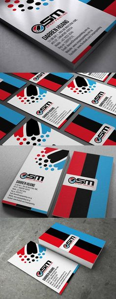 20 ATTRACTIVE AND COLORFUL BUSINESS CARD DESIGNS