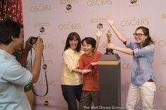 Conforme publicação datada de 16 de fevereiro de 2015 por Jennifer Fickley-Baker, gerente de mídias sociais, no blog oficial da Disney, enquanto a 87a. edição do Oscar não vai ao ar...
