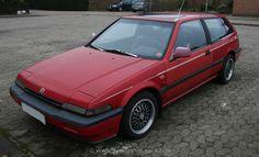 Honda Accord Aerodeck (German specs.) 1985-1989, Japan