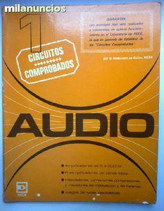 AUDIO 1 REDE ediciones técnicas rede montage y esquemas circuitos electronicos de audio