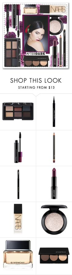 """""""Beauty After Dark"""" by anamarija00 ❤ liked on Polyvore featuring beauty, NARS Cosmetics, Dolce&Gabbana, Givenchy, MAC Cosmetics, Jane Iredale, Gucci, Lord & Berry, Smashbox and makeup"""