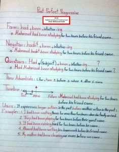 Learn the tenses in the English language. Tag a friend who needs to see this. 🔴Make a sentence and leave your comments below. English Grammar Notes, Teaching English Grammar, English Grammar Worksheets, English Verbs, Grammar And Vocabulary, English Vocabulary Words, English Language Learning, English Phrases, Learn English Words