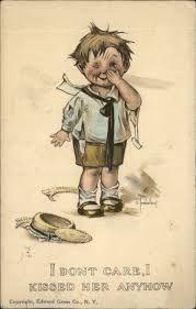 vintage boys postcards free - Google Search