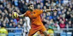 Iker Casillas es un número más