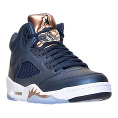 Boys' Grade School Air Jordan 5 Retro Basketball Shoes| Finish Line
