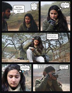 Photo comic :-D