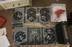 Game of #thrones #series 1 and 2 #boxed set dvd, View more on the LINK: http://www.zeppy.io/product/gb/2/131957482150/