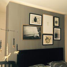 Frame wall wardrobe bedroom