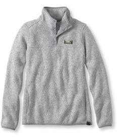 Bean's Sweater Fleece Pullover