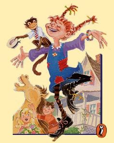 Pippi Longstocking :: Pippi Longstocking