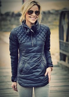 Lululemon - great post workout top What the fluff pullover