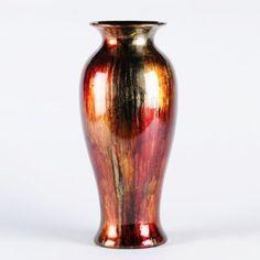 Foil Finish Floor Vase | Kirkland's - birds nest or above refri open space.