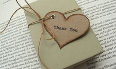 Rustic diy thank you cards dough ornaments baking soda and soda do it yourself ideas for wedding favors for crafty brides diy thank you cards solutioingenieria Gallery