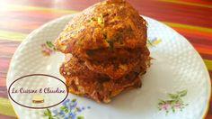 La cuisine & Claudine: Rösti de courgettes