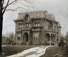 Hazen S. Pingree (Republican mayor) house, Detroit