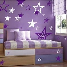 Rock Stars Wall Decals | Wall Stickers | Trendy Wall Designs