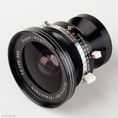 Schneider Super Angulon 65mm f/5.6 large format photography lens specifications Old Cameras, Vintage Cameras, Leica Camera, Camera Lens, Photography Camera, Vintage Photography, Field Camera, Image Formats, Camera Equipment