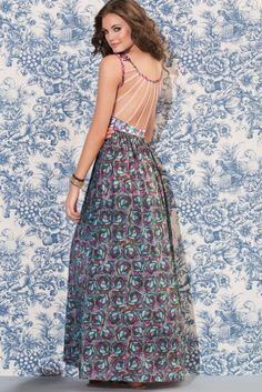 Maaji Swimwear 2015 'Scented Messages' Dress | Orchid Boutique