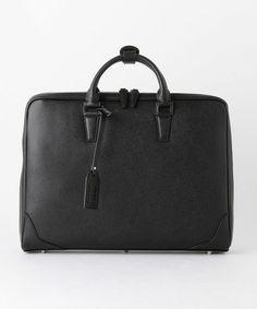 UNITED ARROWS MENS(ユナイテッドアローズメンズ)の<YUKINO(ユキノ)>for UA SLIM BRF(ビジネスバッグ)|ブラック