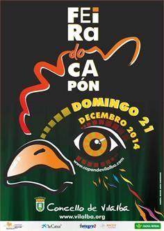 Feira do Capón en Vilalba #feira #galicia