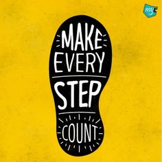 Footprint with inspiring message Free Vector Funky Quotes, Swag Quotes, Lettering Design, Logo Design, Graphic Design, Typography Quotes, Inspirational Message, Inspiring Quotes About Life, Quote Posters