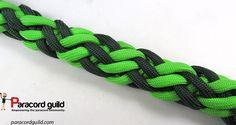 12 strand gaucho braid tutorial.