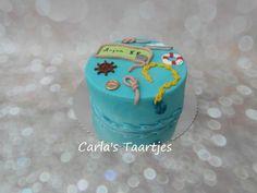 Maritime Cake by Carla Del Sasso