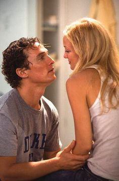 Matthew McConaughey as Benjamin Barry & Kate Hudson as Andie Anderson - How to Lose a Guy in 10 Days