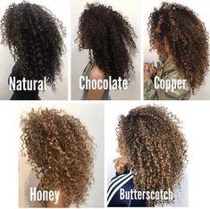 Hair color ideas for natural curly hair – Hair color ideas for natural curly hair – Dyed Curly Hair, Colored Curly Hair, Dyed Natural Hair, Curly Wigs, Short Curly Hair, Natural Curls, Wavy Hair, Natural Hair Styles, Curly Weaves