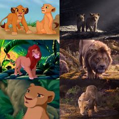 Simba Lion, Lion King 1, Lion King Fan Art, Simba And Nala, Lion King Movie, Disney Lion King, All Disney Movies, Disney Art, Disney Live