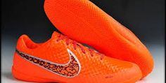 Nike Elastico Finale II Sepatu Futsal - Total Crimson/Pink